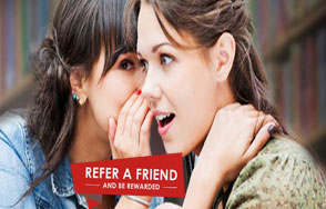 Refer Your Friend Offer